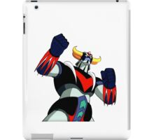 Goldrake UFO Robot iPad Case/Skin