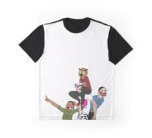 Vanoss & Friends Graphic T-Shirt