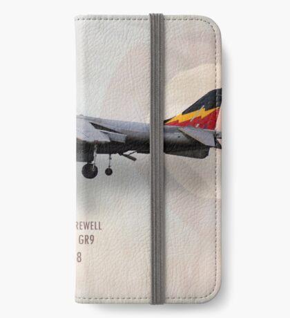 Harrier GR9 ZG858 iPhone Wallet/Case/Skin