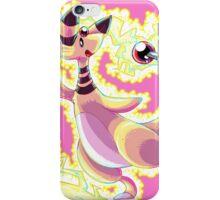 Ampharos used Thunderbolt! iPhone Case/Skin