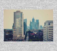 Hazy Lazy Sunday in Atlanta, Ga. Kids Tee