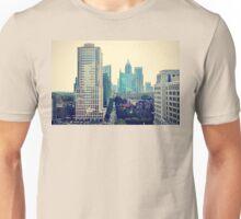 Hazy Lazy Sunday in Atlanta, Ga. Unisex T-Shirt