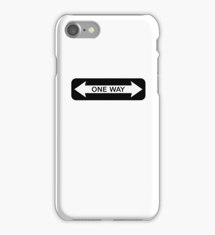Instructions Unclear iPhone Case/Skin