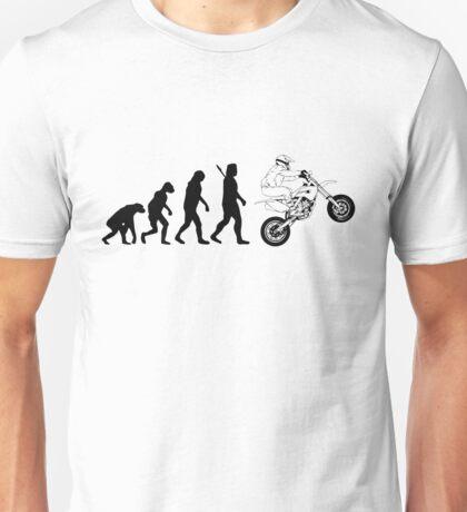 Evolution Supermoto Unisex T-Shirt