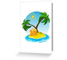 Summer vacations Greeting Card