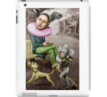 Renaissance Poet. iPad Case/Skin