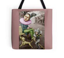 Renaissance Poet. Tote Bag