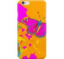 Psychedelic Butterflies  iPhone Case/Skin