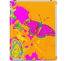 Psychedelic Butterflies  iPad Case/Skin