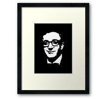 Peter Sellers Grins Framed Print
