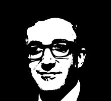 Peter Sellers Grins by Museenglish
