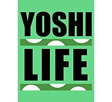 Yoshi Life Photographic Print