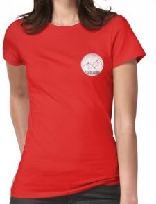 Mountains 1.0 Womens Fitted T-Shirt