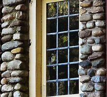 Stonehouse Window by DeCalleVisaya