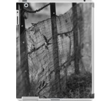 Wire Fence iPad Case/Skin