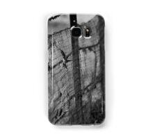 Wire Fence Samsung Galaxy Case/Skin