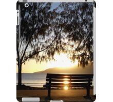 Sunrise Seat iPad Case/Skin