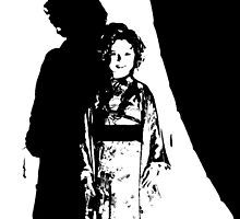 Shirley Temple In Shadows by Museenglish