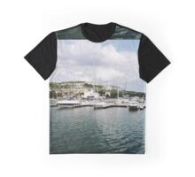 Boats Graphic T-Shirt