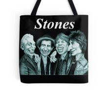 Old Rockers - Gimme Shelter t-shirt Tote Bag