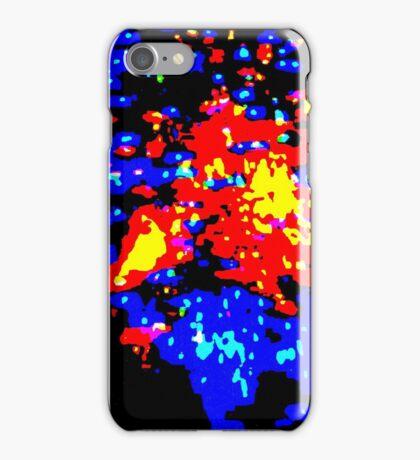 primary splash iPhone Case/Skin