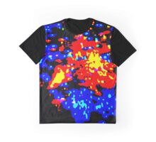 primary splash Graphic T-Shirt