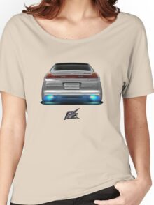 naquash design honda accord coupe v6 rear Women's Relaxed Fit T-Shirt