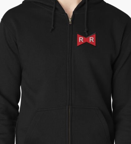 R&R Android Zipped Hoodie