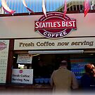 'Seattle's Best' Coffee  in Dawlish by Charmiene Maxwell-Batten