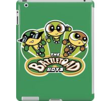 The Battletoad Boys iPad Case/Skin