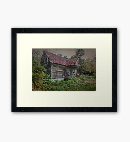 Forgotten Framed Print