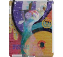 DIVING E iPad Case/Skin
