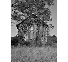 Forgotten Barn Photographic Print