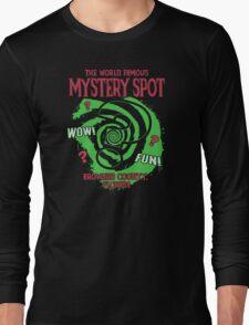 The World Famous Mystery Spot Long Sleeve T-Shirt