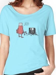 RIP floppy T-shirt femme coupe relax