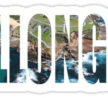 Wollongong Sticker
