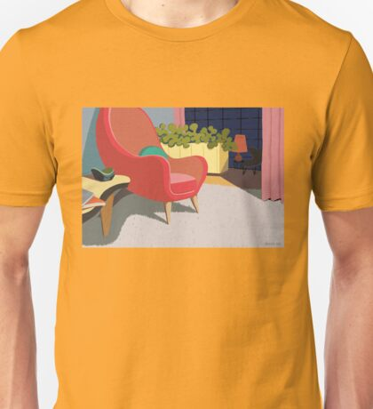 Come In And Sit Down Unisex T-Shirt