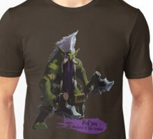 Warlord of the Amani Unisex T-Shirt