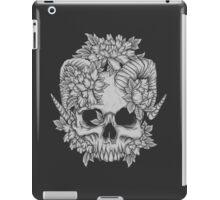 Japanese Skull Coque et skin iPad