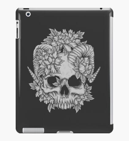 Japanese Skull iPad Case/Skin