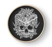 Japanese Skull Horloge