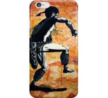 African Rain Dancer (2 of 2) iPhone Case/Skin