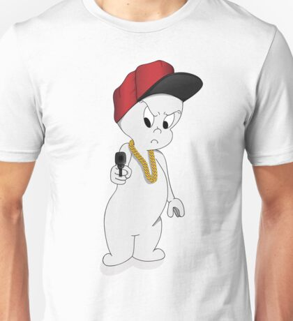 Casper the not-so-friendly ghost Unisex T-Shirt