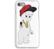 Casper the not-so-friendly ghost iPhone Case/Skin