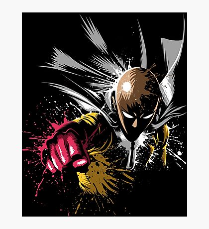 one punch man Photographic Print