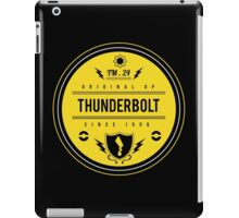 Original Op - Thunderbolt iPad Case/Skin