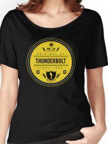 Original Op - Thunderbolt Women's Relaxed Fit T-Shirt