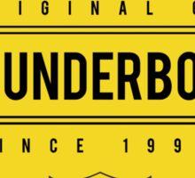 Original Op - Thunderbolt Sticker