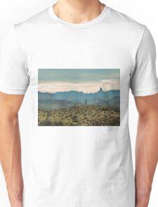 Weavers Needle Painterly Unisex T-Shirt