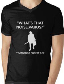 TEUTOBURG 9CE Mens V-Neck T-Shirt